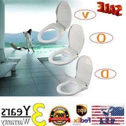 O/V/D Bidet Toilet Seat Attachment Fresh Water Spray Non-Ele