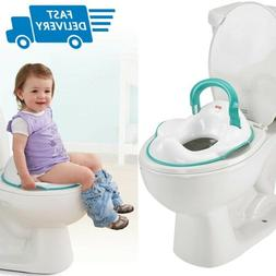 Potty Ring Training Seat Baby Toilet Chair Trainer Child Boy