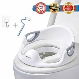 Potty Training Seat for Kids Ergonomic Portable Baby Toilet