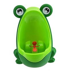 Potty Urinal, Boy Potty Toilet with Cute Frog, Training Kids