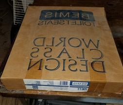 Bemis Round Front Plastic Toilet Seat - 200TT-006 - AMERICAN