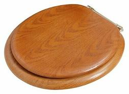 LDR Industries 050 1700 Toilet Seat, Oak