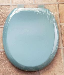 Slow Close Quicklean Plastic Round Toilet Seat - American St