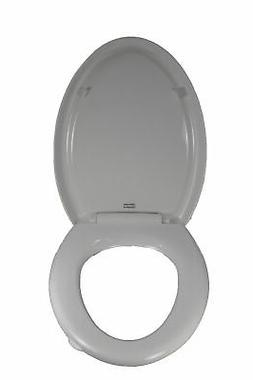 American Standard Slow Close Toilet Seat, Elongated, With Co