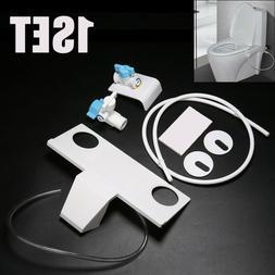 Smart Toilet Bidet Fresh Water Spray Seat Attachment Non-Ele