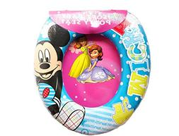 Child's Soft Cushioned Toilet seat
