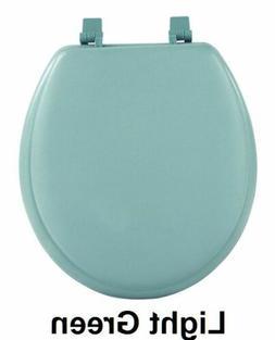 Soft Padded Toilet Seat Premium Cushioned Standard Round Cov