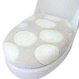 Soft Toilet Lid & Seat Covers Warmer Pads Set Toilet Seat Co