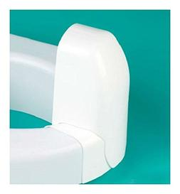 Splash Guard Toilet Seat Directs Urine Home Care Disability