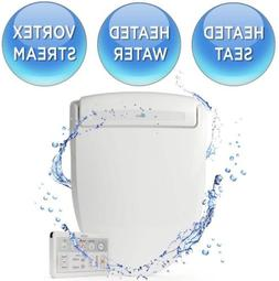 Bio Bidet Supreme BB-1000 White Bidet Toilet Seat Adjustable