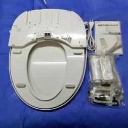 Brondell Swash 1000 Advanced Bidet Toilet Seat S1000-EB NEW