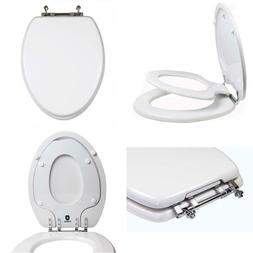 Topseat Tinyhiney Potty Elongated Toilet Seat, /Child, W/Chr