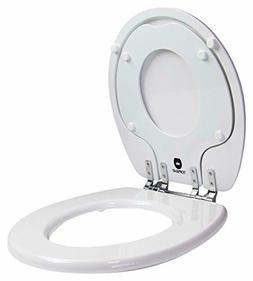 TOPSEAT TinyHiney Potty Round Toilet Seat, Adult/Child, w/Ch