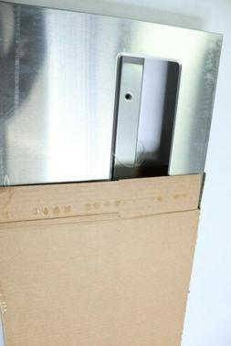 """Bobrick 11"""" Toilet Seat Cover Dispenser in Satin"""