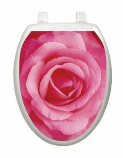 Toilet Tattoos®  Toilet Seat Decor  A Single Rose,  Removab
