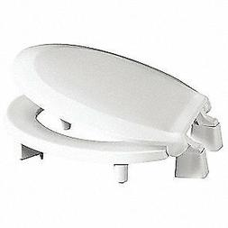 CENTOCO Toilet Seat,Round Bowl,Closed Front, GR3L440STS-001,