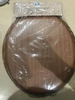 Top are Products INC. Long Lasting Wood Toilet Seat