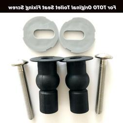 For TOTO Original Toilet Seat Fixing Screw Bolt TC376CS-1 Se