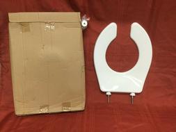 TS-78 NOS ProFlo Toilet Seat w/o Lid White Regular Bowl Non-