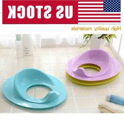 US Kids Toilet Seat Cushion Baby Toddler Bathroom Potty Trai