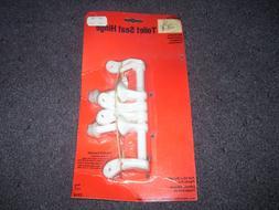 Vintage Franklin 7715 Toilet Seat Hinge Set Franklin Metal &