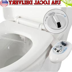 Water Spray Dual Nozzle Self-Cleaning Non-Electric Bidet Toi
