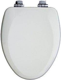 Church Toilet Seat Elongated White Slow Close Toilet Seat